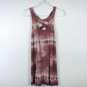 American Eagle Size Small Tie Dye Mini Dress